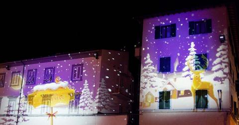 """Sabato 30 novembre l'inaugurazione in notturna della """"Città del Natale"""""""